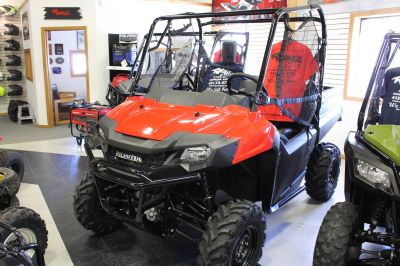 2017 Honda Pioneer 700 Side x Side Utility Vehicles Adams, MA