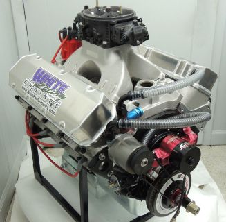BBC 632 CUBIC INCH RACE ENGINE 1178HP COMPLETE ENGINE - SR20