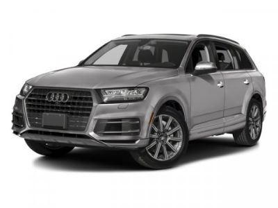 2017 Audi Q7 Premium Plus (Glacier White Metallic)