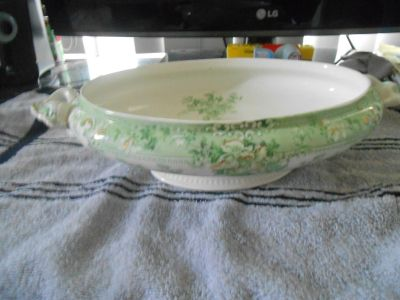 Johnson Brothers The Florentine Pattern Soup Tureen