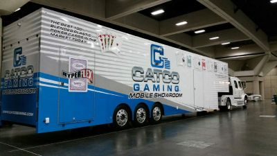 48' Trade show/Race trailer