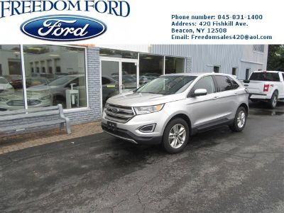 2017 Ford Edge SEL (Gray)