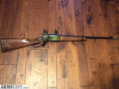 For Sale: Browning blr 308
