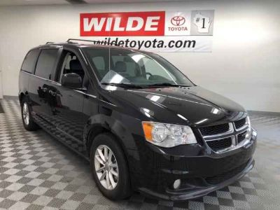Used 2018 Dodge Grand Caravan Van