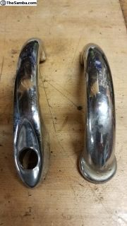 Bug hood handles. German used