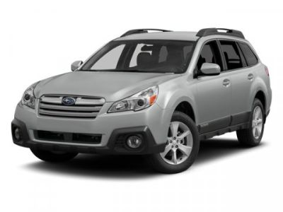 2014 Subaru Outback 2.5i Limited (Crystal Black Silica)