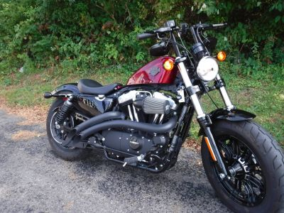 2016 Harley-Davidson Forty-Eight Cruiser Motorcycles Hermitage, PA