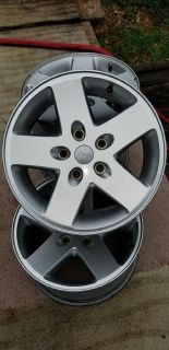 Jeep wheels 17in