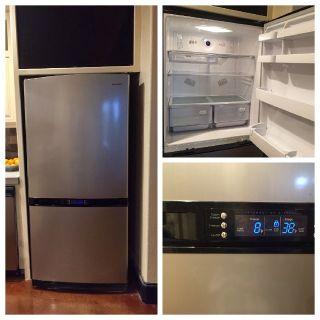 Samsung Bottom Mount Refrigerator