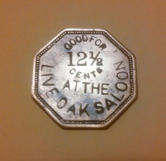 Looking for Old Store Tokens, Trade Tokens, Saloon Tokens
