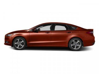 2014 Ford Fusion SE (Sunset Metallic)