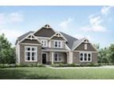The Mount Vernon by Drees Homes: Plan to be Built
