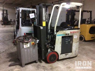 2014 Nissan SCX40 Electric Forklift
