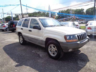 1999 Jeep Grand Cherokee Laredo (White)