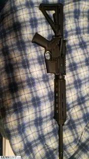 For Sale: AR-15 w/ Extras