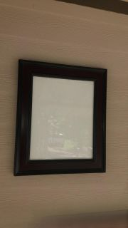 """Large picture frame 25 3/4"""" x 21 3/4 hold pucture or document 19 1/2"""" x 15 1/2"""", pick up in Brazoria"""