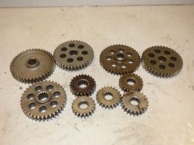 Buy B10 Polaris Skidoo Arctic Cat Upper Lower Chain Case Chaincase Drive Gears Gear motorcycle in Kalispell, Montana, United States, for US $39.99