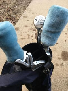 Complete set golf clubs - Trade obo