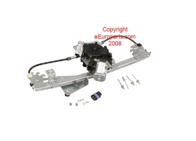 Find NEW Proparts Window Regulator - Driver Side Rear (w/ Motor) SAAB OE 5184890 motorcycle in Windsor, Connecticut, US, for US $187.39