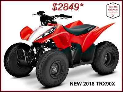 2018 Honda TRX90X Kids ATVs Erie, PA