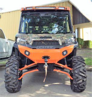 2017 Polaris Ranger Crew XP 1000 EPS Utility SxS Utility Vehicles Lancaster, TX