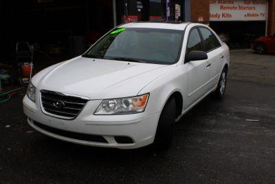 2010 Hyundai Sonata GLS (White)