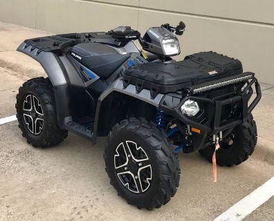 2015 Polaris Sportsman XP 1000 Utility ATVs Plano, TX