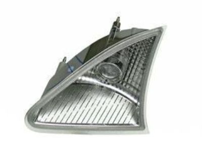 Purchase New Genuine Mercedes w251 Position Light LEFT Front GENUINE oem parking lamp motorcycle in Lake Mary, Florida, US, for US $68.89