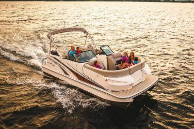 2018 Larson Escape 23 Triple TTT Pontoons Boats Lakeport, CA