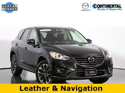 2016 Mazda CX-5 Grand Touring (Jet Black Mica)