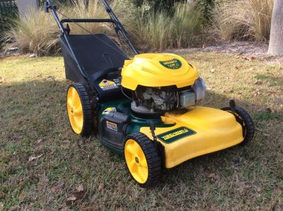 Lawn Boy Self Propelled Mower With Bag