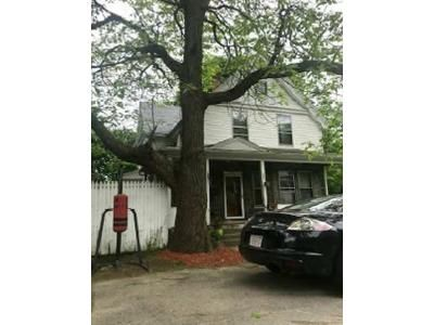 3 Bed 1 Bath Foreclosure Property in Fitchburg, MA 01420 - Nutting St