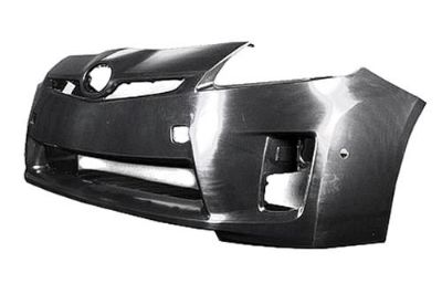 Purchase Replace TO1000376C - 10-11 Toyota Prius Front Bumper Cover Factory OE Style motorcycle in Tampa, Florida, US, for US $215.82