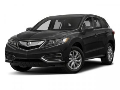 2018 Acura RDX Base (Crystal Black Pearl)