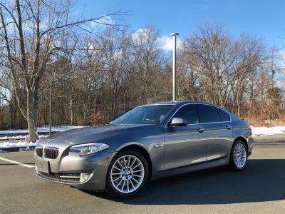 2011 BMW MDX 535i xDrive (Gray)