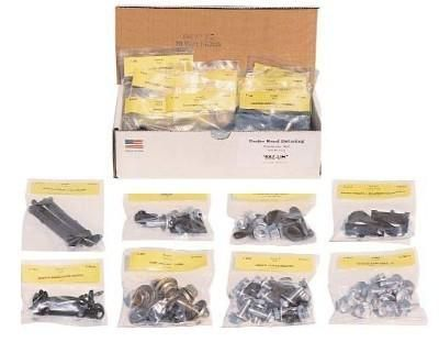 Buy 1973 MUSTANG MASTER UNDERHOOD BOLT KIT motorcycle in Sheffield Lake, Ohio, US, for US $100.00