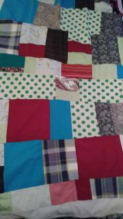 Quilting material over 4 lb of fabric