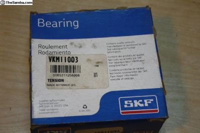 New SKF Timing Belt Tensioner Roller, 026 109 243j