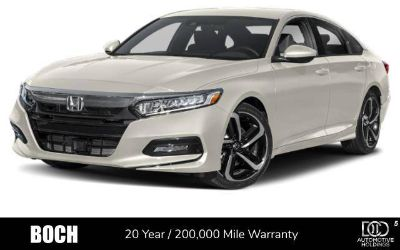 New 2019 Honda Accord Manual