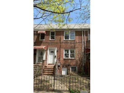 3 Bed 1 Bath Foreclosure Property in Jamaica, NY 11433 - 172nd St