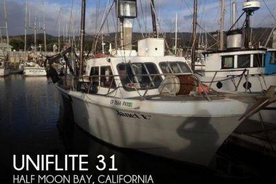 1977 Uniflite 31