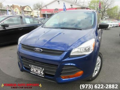 2014 Ford Escape S (Deep Impact Blue)