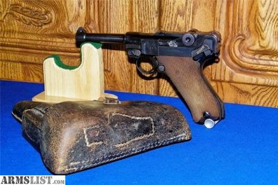 For Sale: Luger 9mm S/42