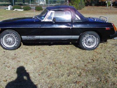1978 MG B