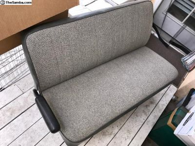 1967 bus short middle seat