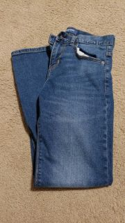 Boys size 12 straight leg jeans from Old Navy