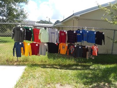 25 boys size 8 ls shirts some new $2-12 each one retails for $40 and is new or $80 for all