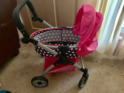 Baby doll stroller in great condition