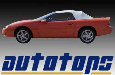 Purchase Firebird Camaro Convertible Top And Heated Glass Window | CLOTH TOP | 94-02 motorcycle in Shamokin, Pennsylvania, US, for US $462.00
