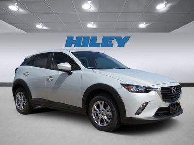 2018 Mazda CX-3 Sport (Ceramic White)